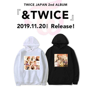 TWICE Photo Printed Hoodie