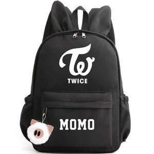 TWICE Rabbit Ears Backpack