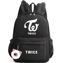 Load image into Gallery viewer, TWICE Rabbit Ears Backpack