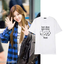 Load image into Gallery viewer, TWICE Sana Same Printed T-shirt