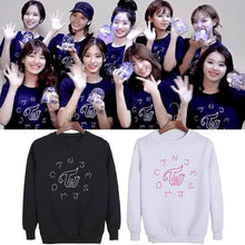 Load image into Gallery viewer, TWICE TWISTAR Concert Printed Casual Sweatshirt