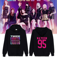 Load image into Gallery viewer, TWICE WORLD TOUR 2019 Concert Printed Casual Hoodie