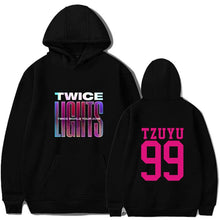 Load image into Gallery viewer, TWICE WORLD TOUR 2019 Concert Same Cotton Hoodie