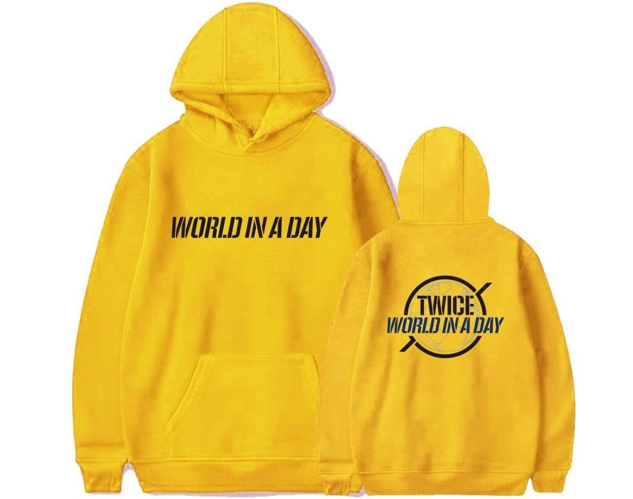 TWICE WORLDINADAY Hoodie