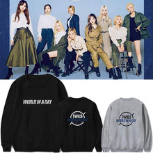 Load image into Gallery viewer, TWICE WORLDINADAY Sweatshirt