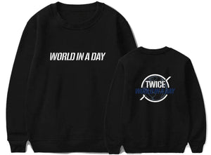 TWICE WORLDINADAY Sweatshirt