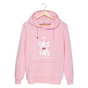 "TWICE ""Yes or Yes"" Casual Hoodie"