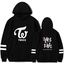 Load image into Gallery viewer, TWICE Yes or Yes Same Cotton Hoodie