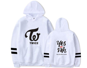 TWICE Yes or Yes Same Cotton Hoodie