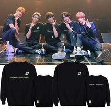 Load image into Gallery viewer, TXT 2020 FANLIVE DREAM X TOGETHER Sweatshirt