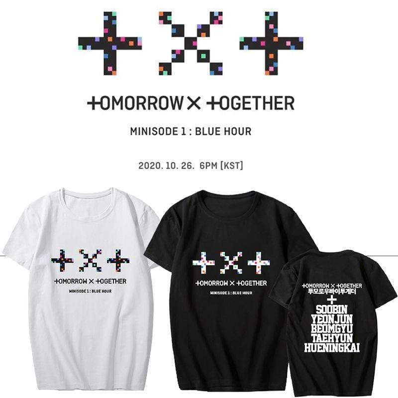 TXT minisode1:Blue Hour T-shirt