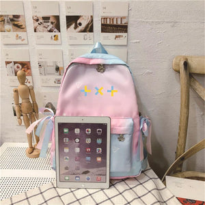 TXT Pastel Backpack