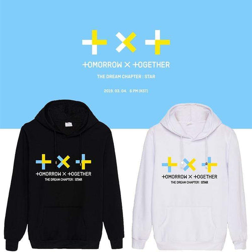 TXT The Dream Chapter STAR Cotton Hoodie