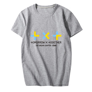 TXT The Dream Chapter STAR Cotton T-shirt