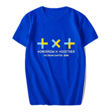 Load image into Gallery viewer, TXT The Dream Chapter STAR Cotton T-shirt