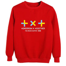 Load image into Gallery viewer, TXT The Dream Chapter STAR Sweatshirt