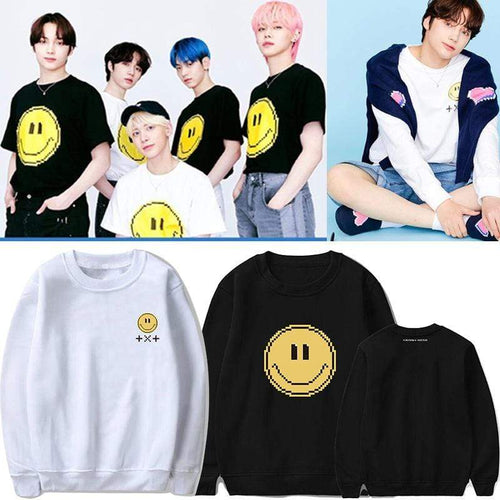TXT TOMORROW X TOGETHER Cotton Sweatshirt