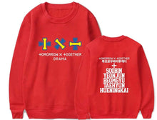 Load image into Gallery viewer, TXT TOMORROW X TOGETHER Sweatshirt