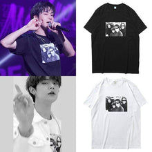 Load image into Gallery viewer, TXT YEONJUN Same Printed T-shirt