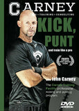 Kick, Punt and Train Like a Pro with John Carney (DVD, New, 2014, Coaching)
