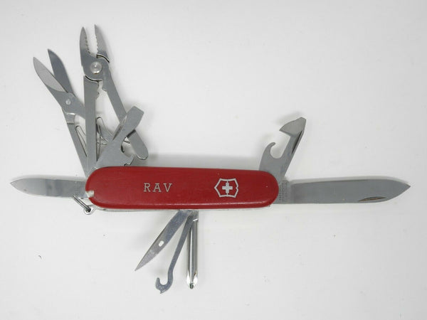 Victorinox Officier Suisse Mult-Tool Swiss Army Pocket Knife w/ Pliers (Various)