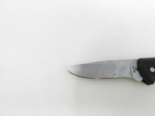 Buck 442 USA Single Plain Blade Folding Pocket Knife
