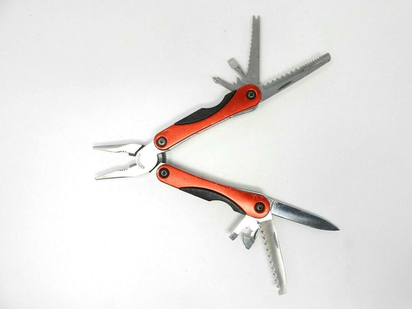Sheffield MFG Red Folding MultiTool/Pliers  !