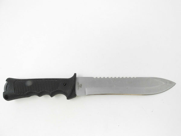 Negotiator Ultimate Survivor Fixed Blade Stainless Steel Knife