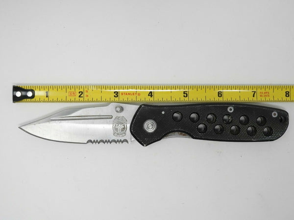 Remington Tac Series II Combination Blade Knife