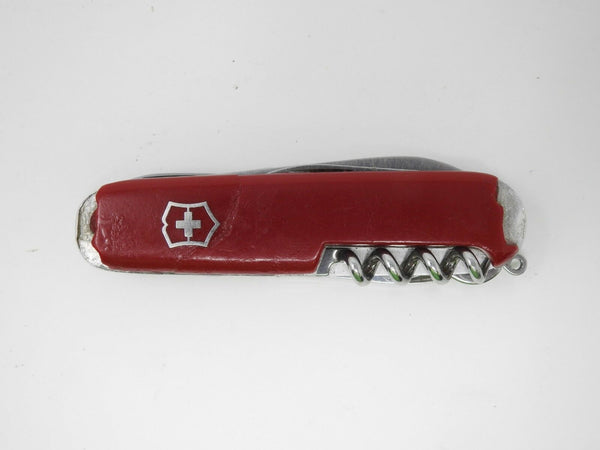 Victorinox Officer Suisse 12 Function Swiss Army Knife (Various, Damaged)