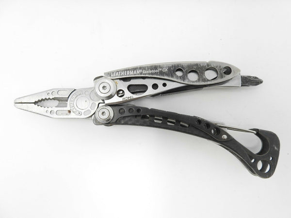 Leatherman Skeletool CX Black Pliers Multi-Tool