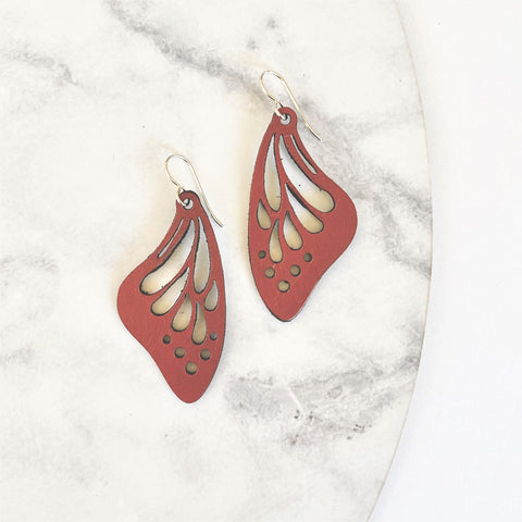 Apollo Butterfly earrings - Heir Jewellery