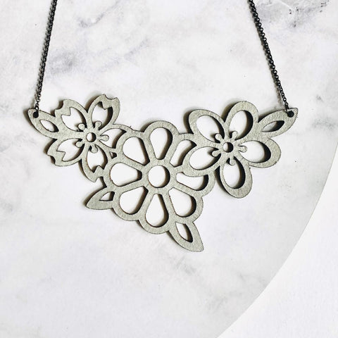 Flower Necklace - Heir Jewellery