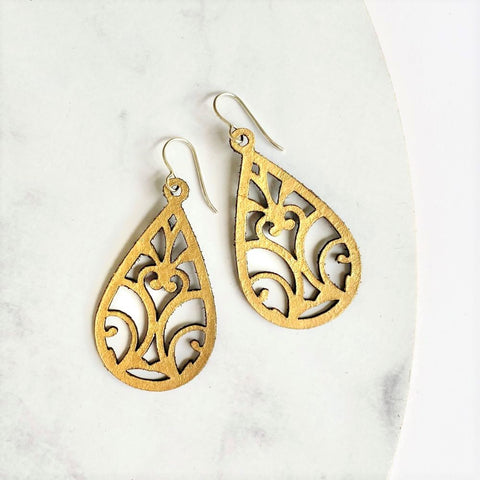 Ornate Earrings - Heir Jewellery
