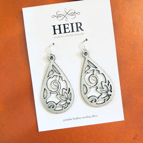 Flower Burst Earrings - Heir Jewellery
