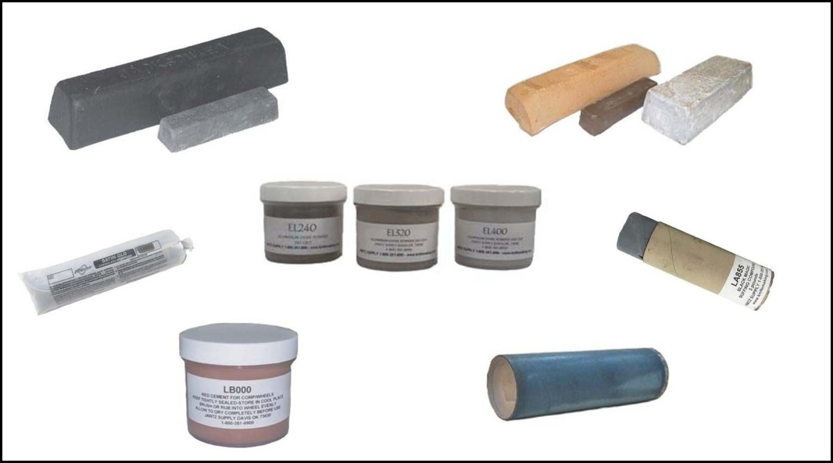 Polishing and Cutting Compounds