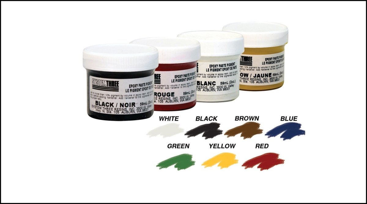 System Three Epoxy Pigment