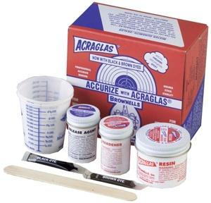 Acraglas Kit & Acraglas Gel Kit **Can Not Ship Air Or Express Mail** - Jantz Supply