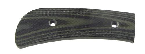 Black And Olive Drab Single Ply G10 - Jantz Supply