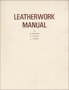 Boh603 Leatherwork Manual - Jantz Supply