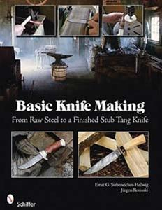 Bok128 Basic Knife Making - Jantz Supply