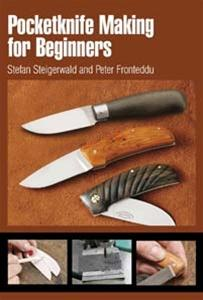 Bok131 Pocketknife Making For Beginners - Jantz Supply