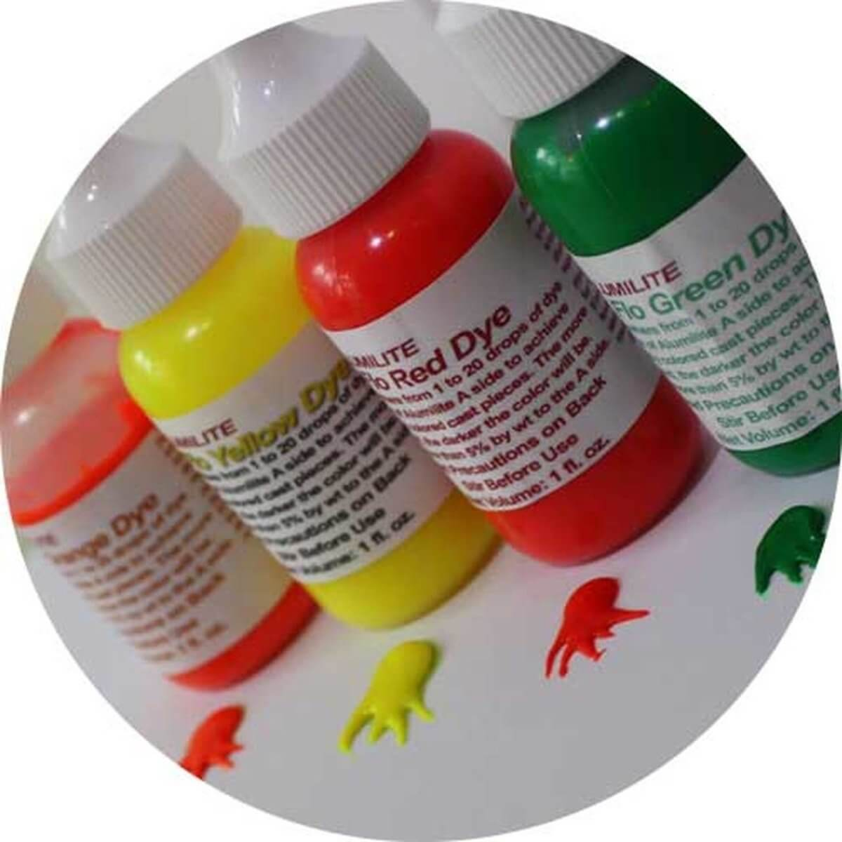 Fluorescent Casting Dye - Jantz Supply