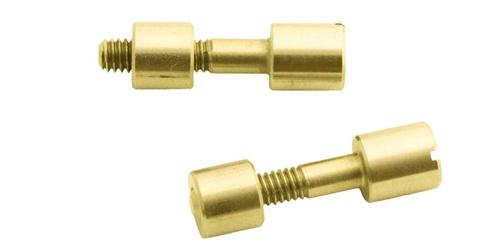 Hidden Bolts-Brass, Nickel Silver & Stainless - Jantz Supply