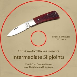 Intermediate Slipjoints by Chris Crawford (DVD) - Jantz Supply