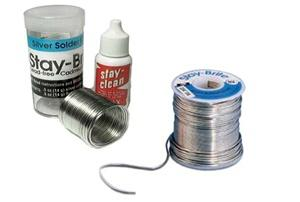 Jhsb Stay Brite Silver Solder Kit **Can Not Ship Air Or Express Mail** - Jantz Supply