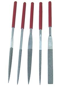 Js266 Knifemaker'S Diamond File Set - Jantz Supply