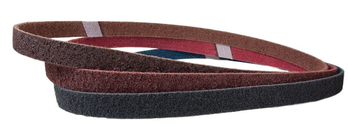 Klingspor Satin Brite Belts - Jantz Supply