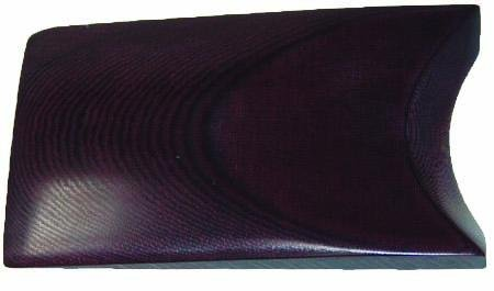 Maroon Linen Micarta - Jantz Supply