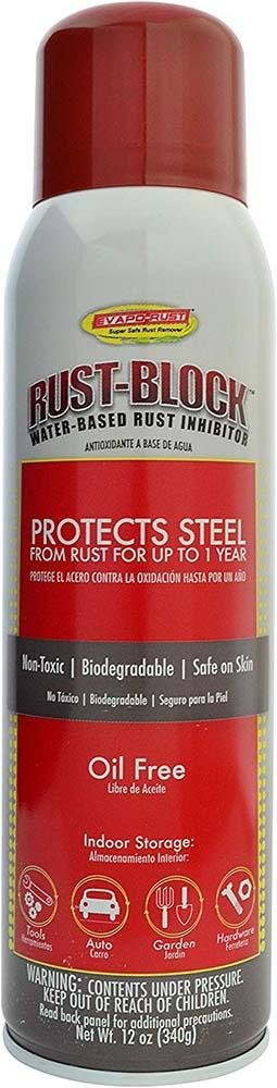 Rust-Block - Prevent Rusting - Jantz Supply